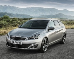 Peugeot 308 SW Active + GPS + Camera + Sièges AV chauffants 1,5 BlueHdi 130 S&S
