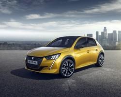 Peugeot 208 Active + Radar + Roue de secours 1,2 PureTech 75 S&S