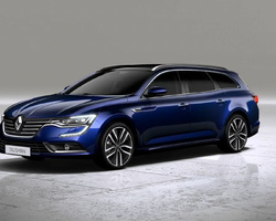 Renault Talisman Estate Initiale Paris + Toit ouvrant Blue Dci 200 EDC