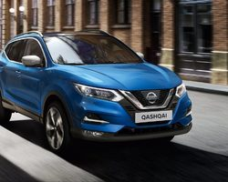 Nissan Qashqai N-Connecta + Toit Pano + Pack Design + Full LED 2WD 1,5 DCI 115 EURO 6D
