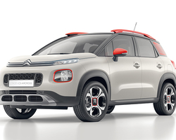 Citroën C3 Aircross Shine + Park Assist + Camera 1,2 PureTech 110