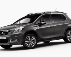 Peugeot 2008 Allure + Camera + Active City Break + Grip Control 1,2 Puretech 110 EAT6 S&S
