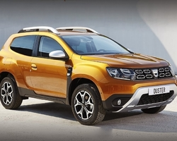 Dacia Duster Prestige + Camera Multiview + Carte Mains libres + JA 17' 4x2 1,3 TCE 130