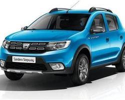 Dacia Sandero Stepway + Camera + Accoudoir 1.5 Blue Dci 95