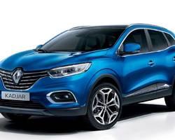 Renault Kadjar Limited + Toit en verre + Camera + Sièges AV chauffants 1,5 Blue Dci 115