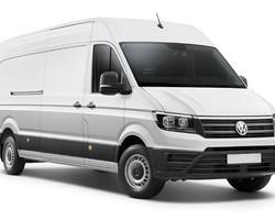 Volkswagen Crafter Fourgon VAN GPS + Camera + Antibrouillard + Peinture métal 35 L3H3 2,0 TDI 140 DSG - 3 Places