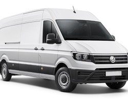 Volkswagen Crafter Fourgon VAN GPS + Camera + Antibrouillard 35 L3H3 2,0 TDI 177 DSG - 3 Places
