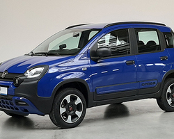 Fiat Panda 4x4 CROSS + Sièges AV chauffants 0,9 Twin Air 85 S&S