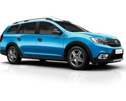 Dacia Logan MCV Stepway + Camera + Roue de secours 1.5 Blue Dci 95