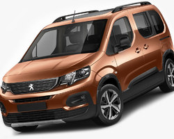 Peugeot Rifter Standard Active + JA 16 +GPS + Clim Auto 1,5 BlueHdi 130 S&S