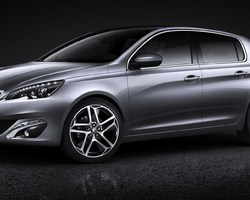 Peugeot 308 GT-LINE + Full LED + Camera 1.2 PureTech 130 EAT8