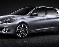 Peugeot 308 GT-LINE + Full LED + Camera 1.5 BlueHdi 130 EAT8