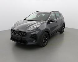 Kia Sportage Black Edition + Pack Hiver + Aide conduite + Full LED 4x2 1.6 Crdi 136 DCT7 MHEV