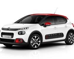 Citroën C3 Feel Pack + Radar + Vitres AR surteintées + Toit Blanc 1.2 Puretech 83 S&S (nouvelle)