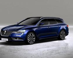 Renault Talisman Estate Initiale Paris + Toit ouvrant 2.0 Blue Dci 160 EDC