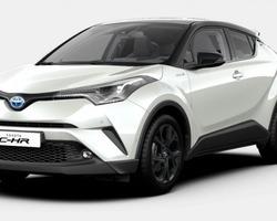 Toyota C-HR Hybride Dynamic + Camera 1.8 CVT 122