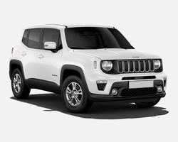 Jeep Renegade Limited GPS + Full LED 1.6 Multijet 130