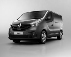 Renault Trafic Double Cab Grand Confort + Camera + Pack Style + Attelage 2T9 L2H1 2.0 Dci 120