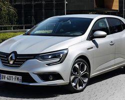 Renault Megane 4 Intens + Camera + Park Assist 1,3 TCE 140 FAP