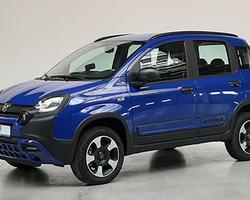 Fiat Panda 4x4 CROSS + Radar + Sièges AV chauffants 0,9 Twin Air 85 S&S