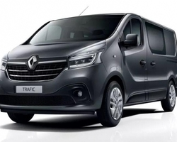 Renault Trafic Double Cab Grand Confort + R-Link + Pack Style 1200kg L2H1 2.0 BlueDci 170 EDC