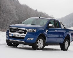 FORD RANGER SUPER CAB WILDTRACK + RIDEAU PLATEAU + PACK TECHNIQUE 2.0 ECOBLUE BI-TURBO 213 BVA10 S&S