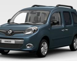 Renault Kangoo Business + Pack Modularité Famille + Clim auto + R-Link + Barre de toit 1.5 Blue Dci 115 S&S