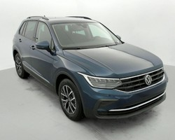 VOLKSWAGEN TIGUAN LIFE GPS + PACK HIVER + REAR ASSIST CAMERA + JA 17 1.5 TSI 150 DSG7