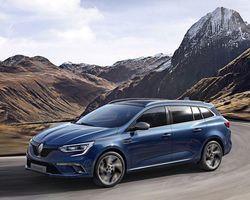 Renault Megane 4 Estate Intens + Easy Park + Tête Haute + JA 17 1.3 TCE 140 EDC (nouvelle)