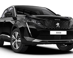 Peugeot 3008 GT + Hayon Mains Libres + Grip Control + Recharge Smartphone 1.5 BlueHdi 130 BVM6